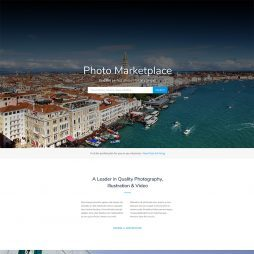 Jasa Pembuatan Website Photo Marketplace